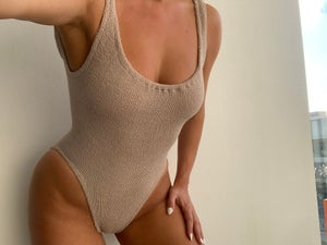 Image of Nude Classic One Piece