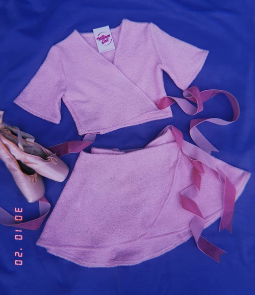 Image of Terry Cloth Ballet set - from £32