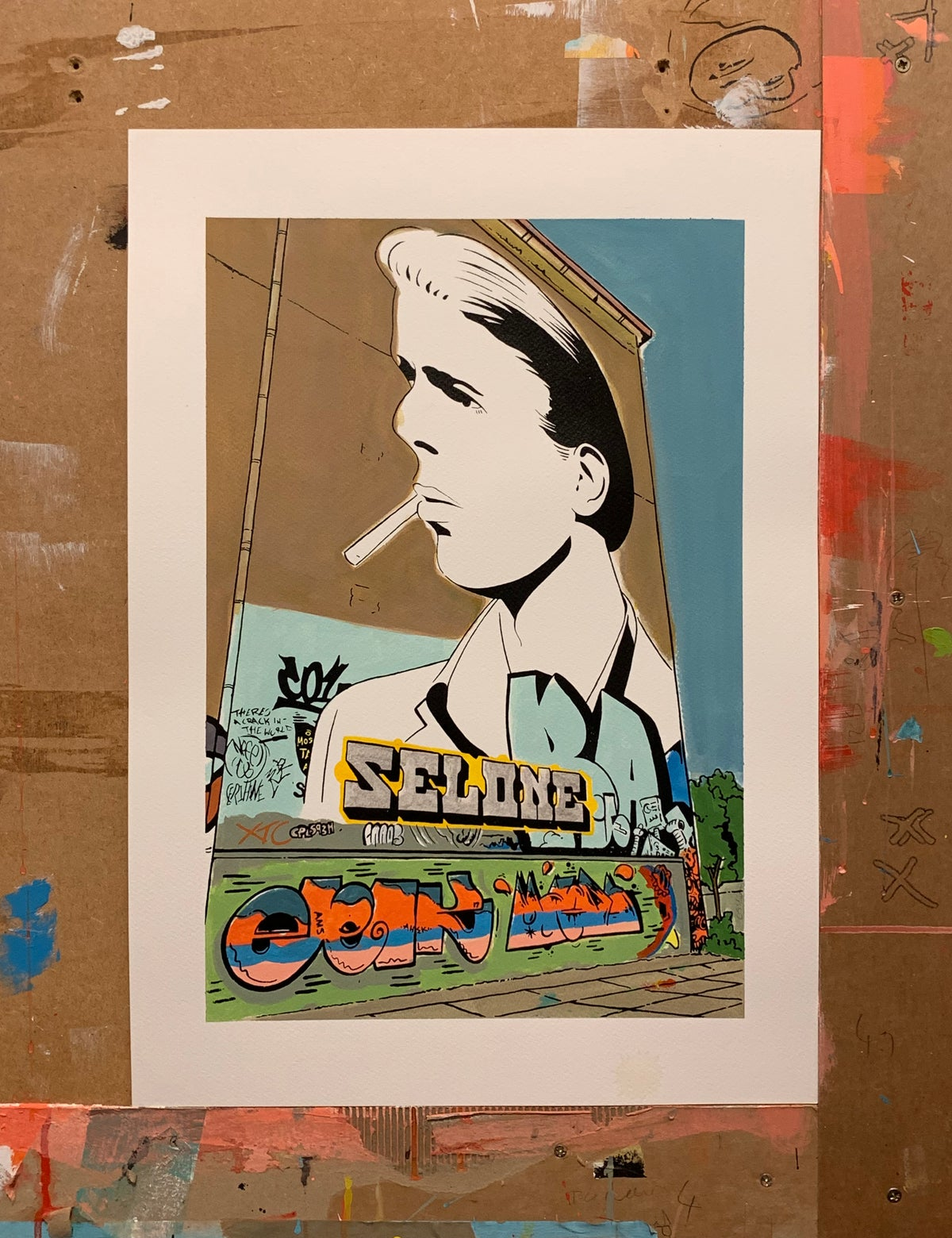 "Image of ""Tt. Neveritaweg 1 (Bowie)"""