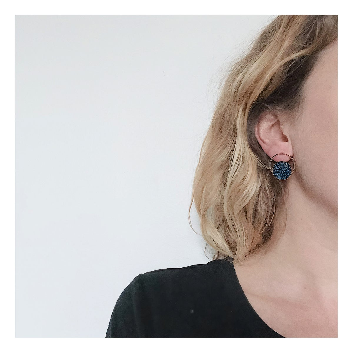 Boucles d'oreilles SOLVEIG #2