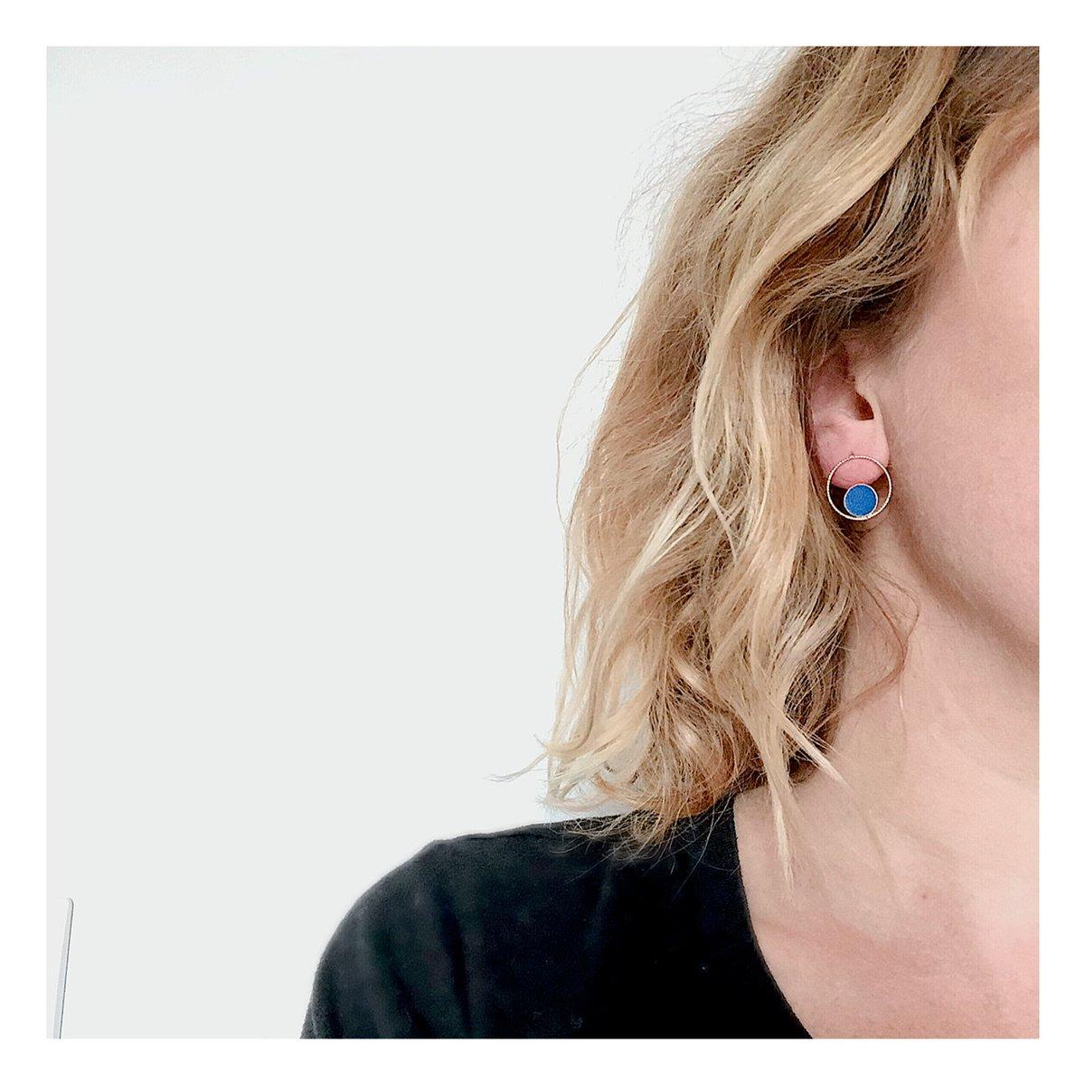 Boucles d'oreilles Esmée #3