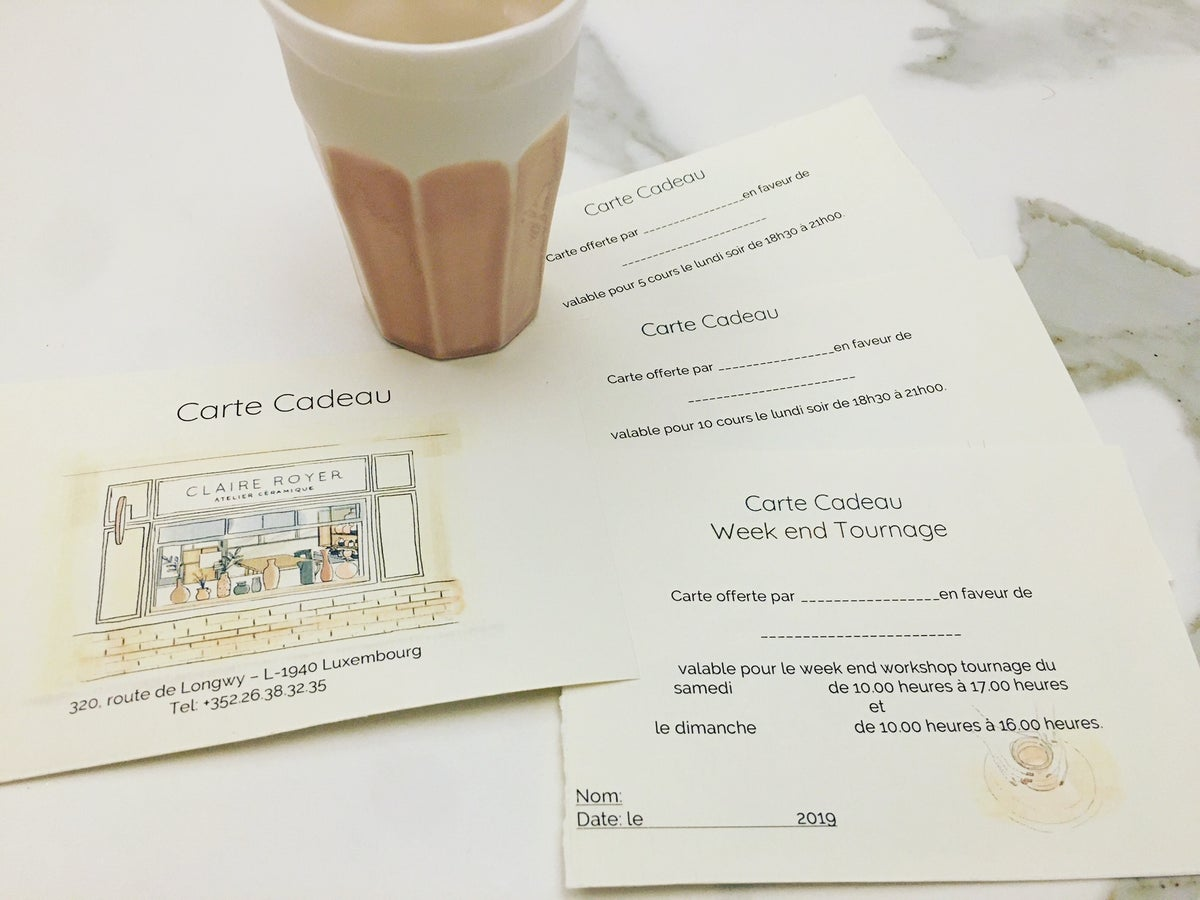 Gift Card for 10 WEEKLY COURSES