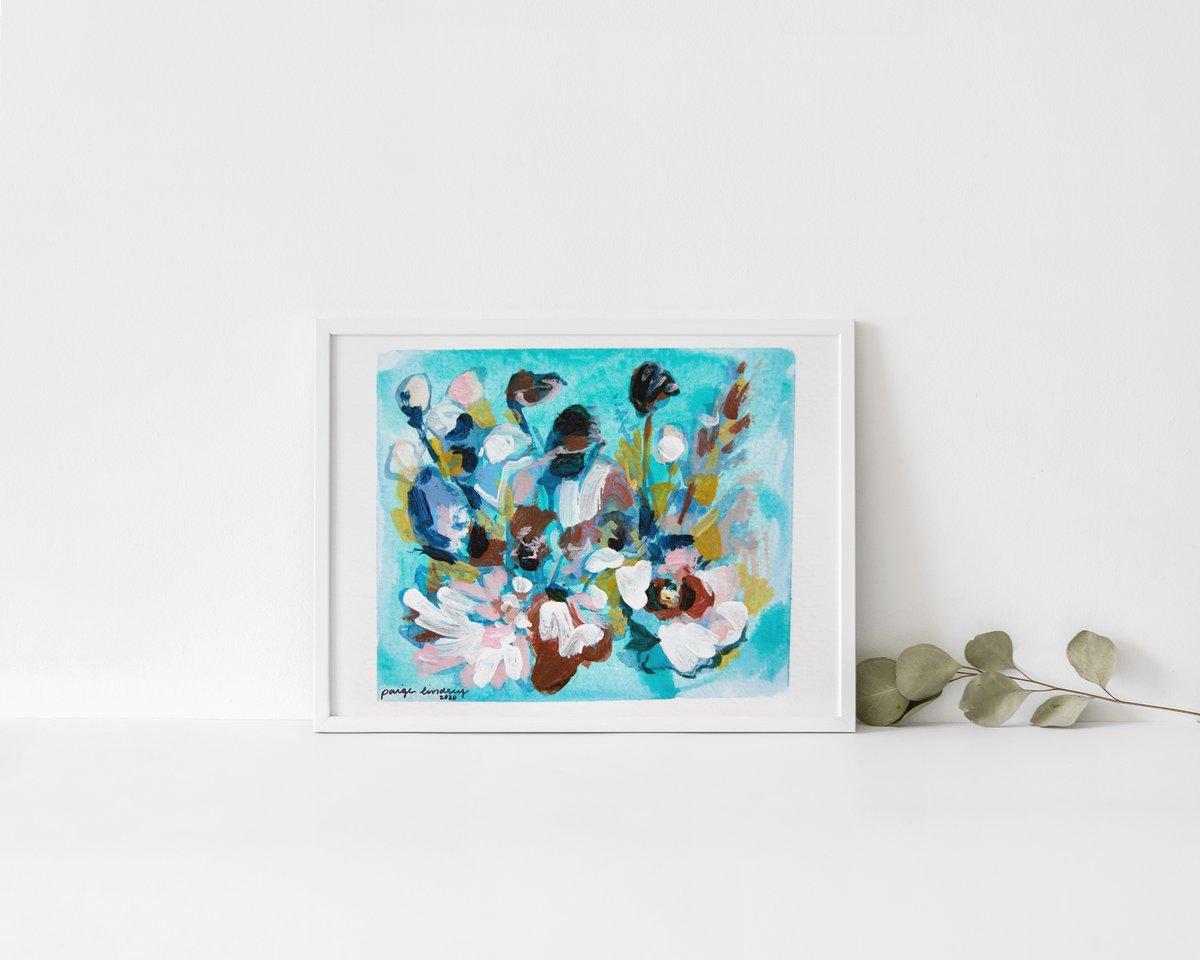 Image of Rosie's Flower Print III