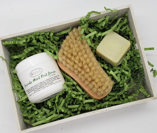 Image of Pampered Foot Set