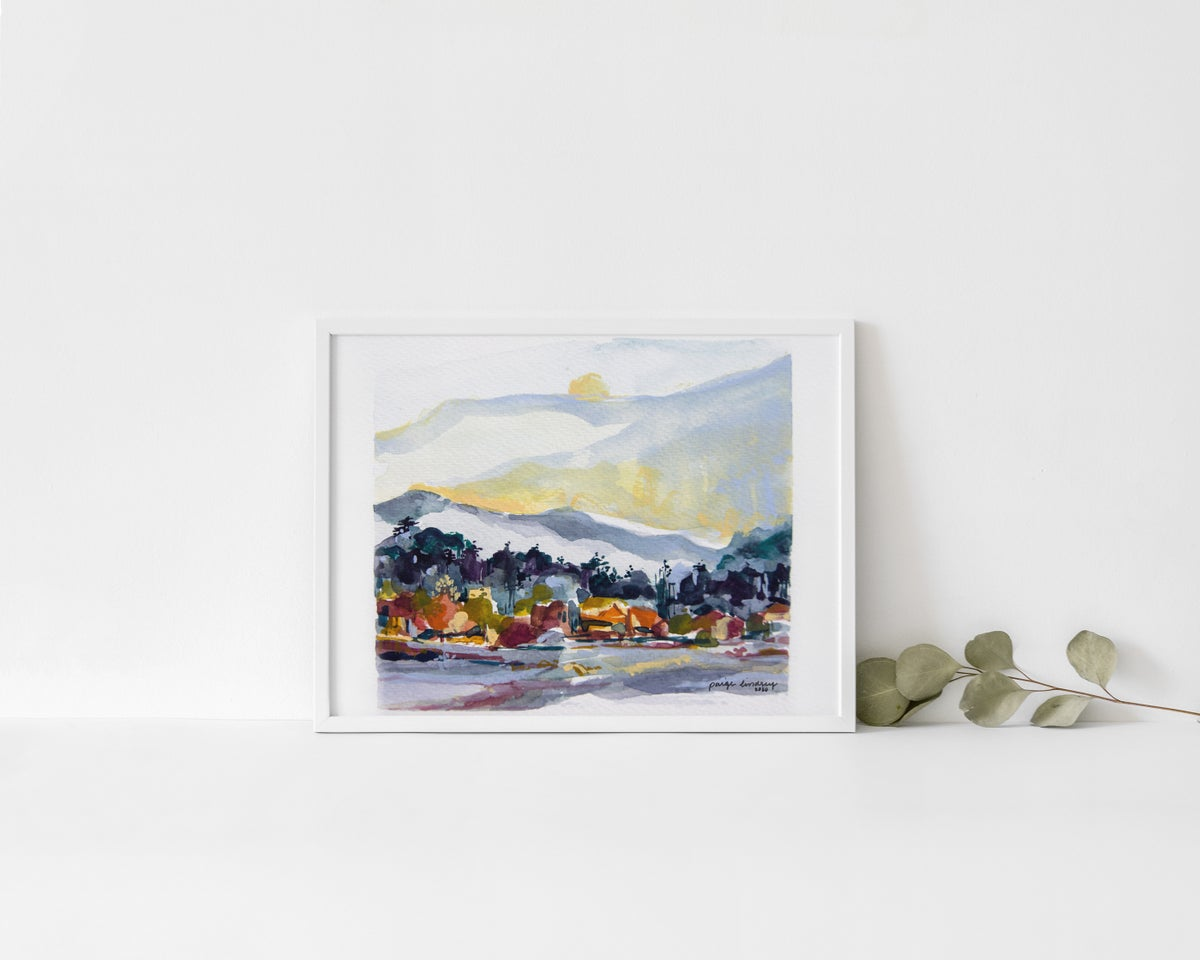 Image of Landscape Print I