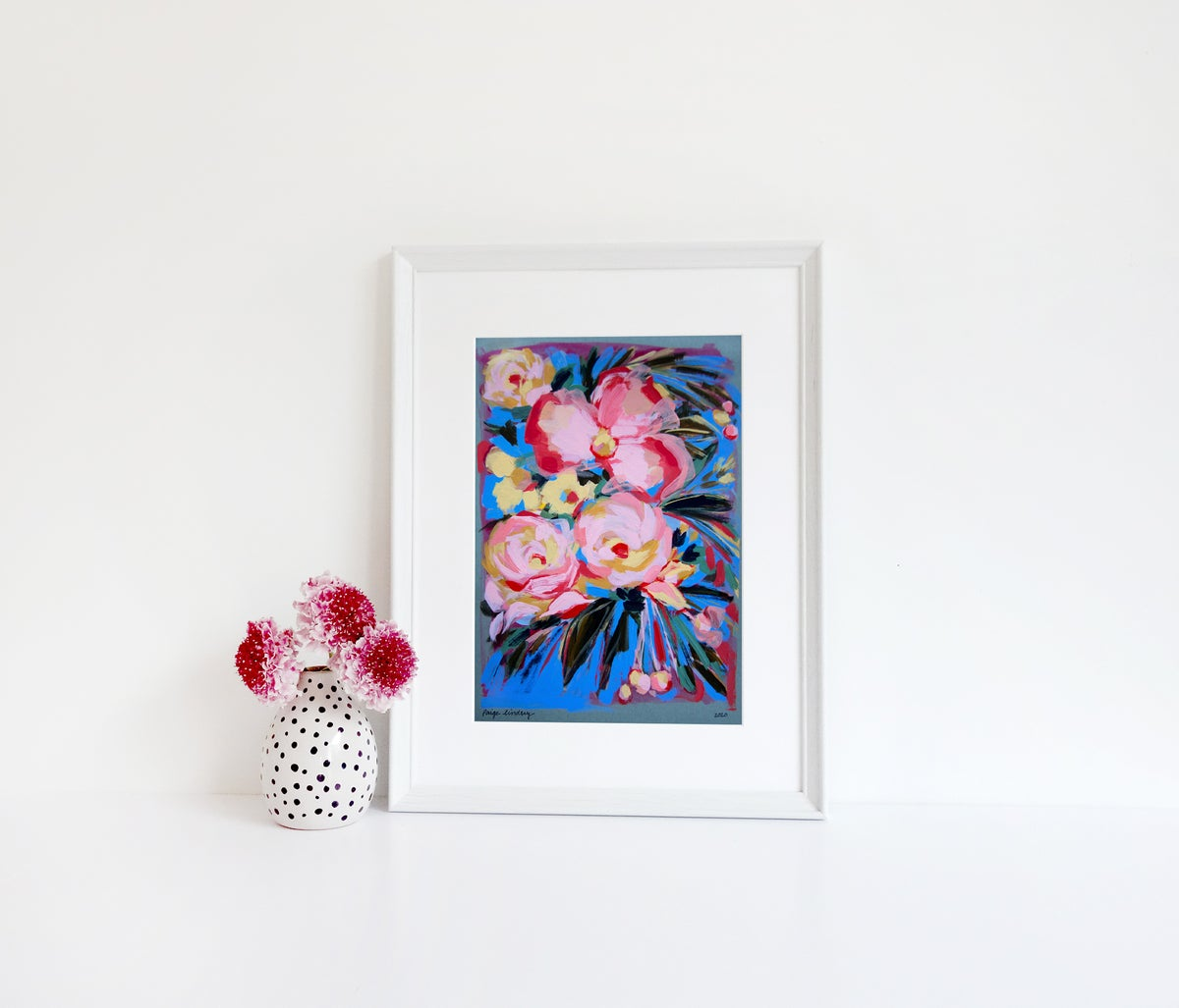 Image of Bold & Beautiful Flower Print