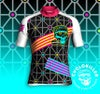 Pre-Order CycloKiller Neon Grid short sleeve jersey