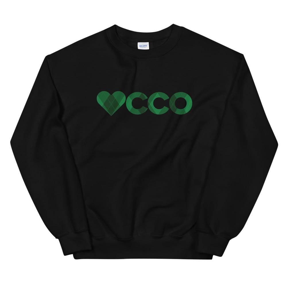 Image of Argyle Plaid 'CCO Crewneck - More Colors Available