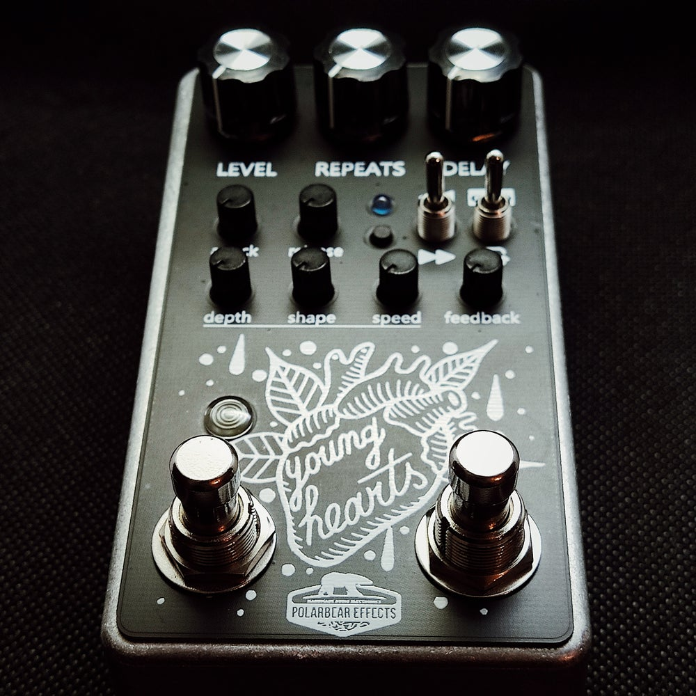 Image of Polarbear Effects Young Hearts Lo-Fi Delay