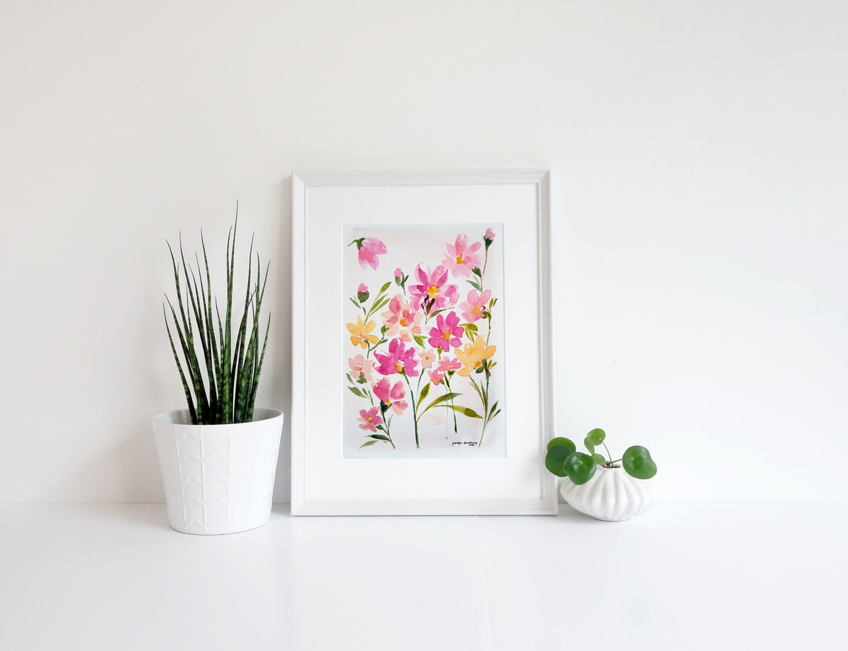 Image of Cosmos Print