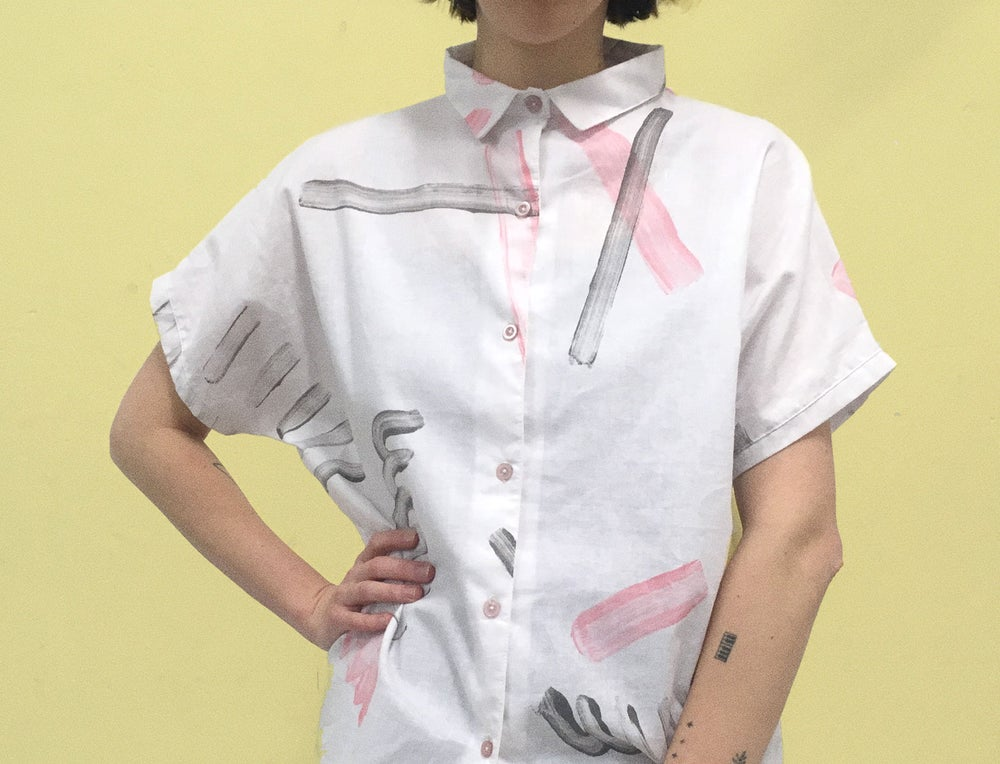 Image of SOFT MONOTYPE SHIRT