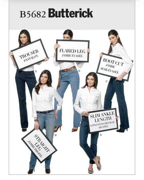 Image of Custom Jeans Virtual Class