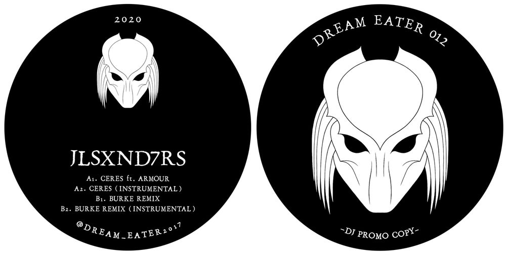 Image of JLSXND7RS  - Ceres EP ft. Armour & Burke