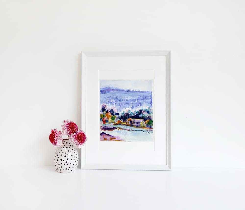 Image of Landscape Print II