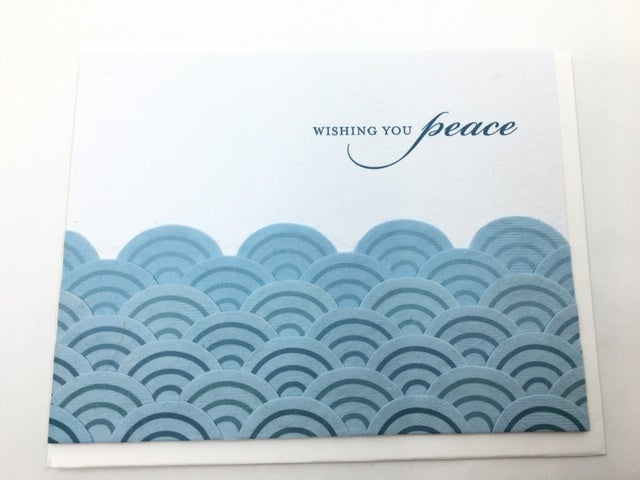Assorted Sympathy Cards by Good Paper Co.