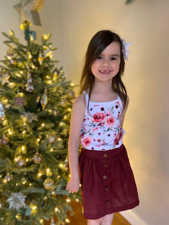 Image of Big Girls Christmas collection