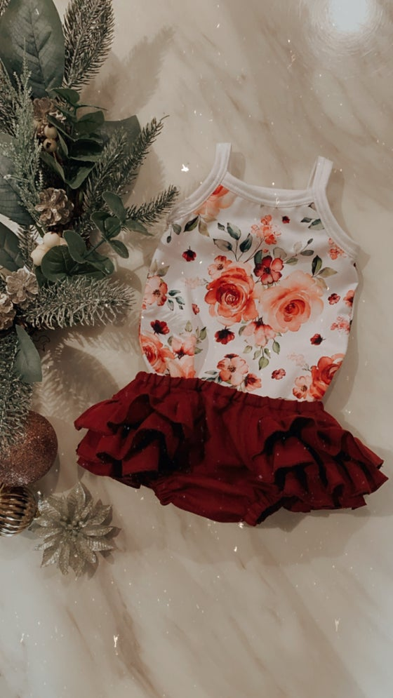 Image of Baby girls Christmas outfits