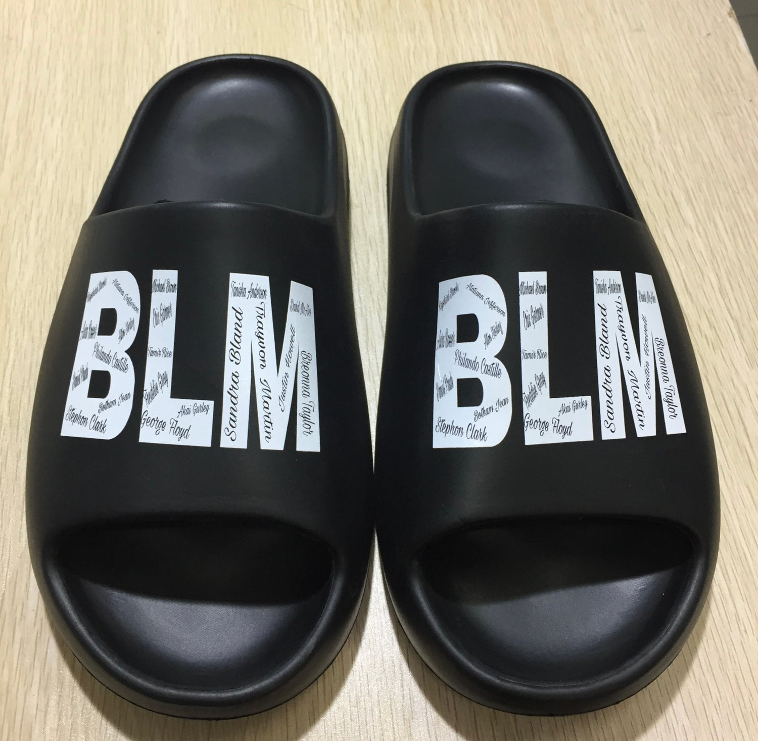 BLM STEPPERS