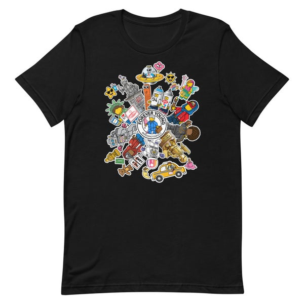 "Image of ""Sticker"" T-Shirt ADULT"