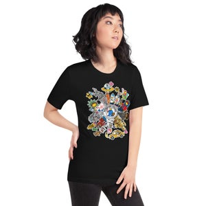 """Image of """"Sticker"""" T-Shirt ADULT"""