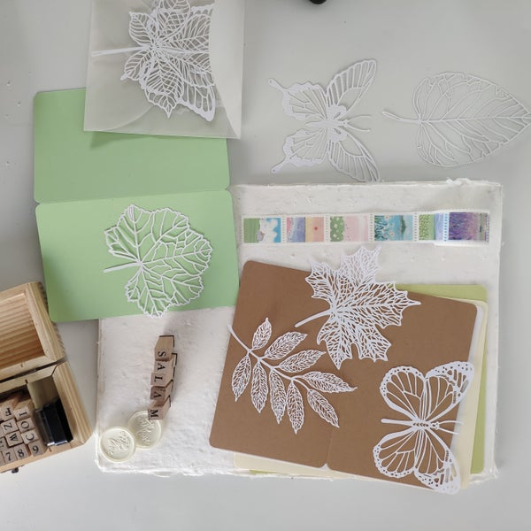 Image of Nature Inspired Card Kit