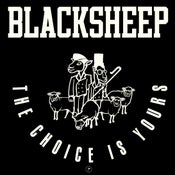 "Image of BLACK SHEEP ""THE CHOICE IS YOURS"" 7"" REISSUE (BLACK VINYL) UK IMPORT"