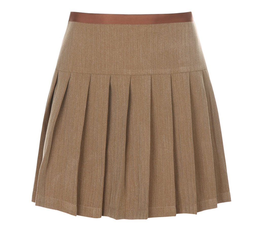 Image of Margaret Pleated Skirt
