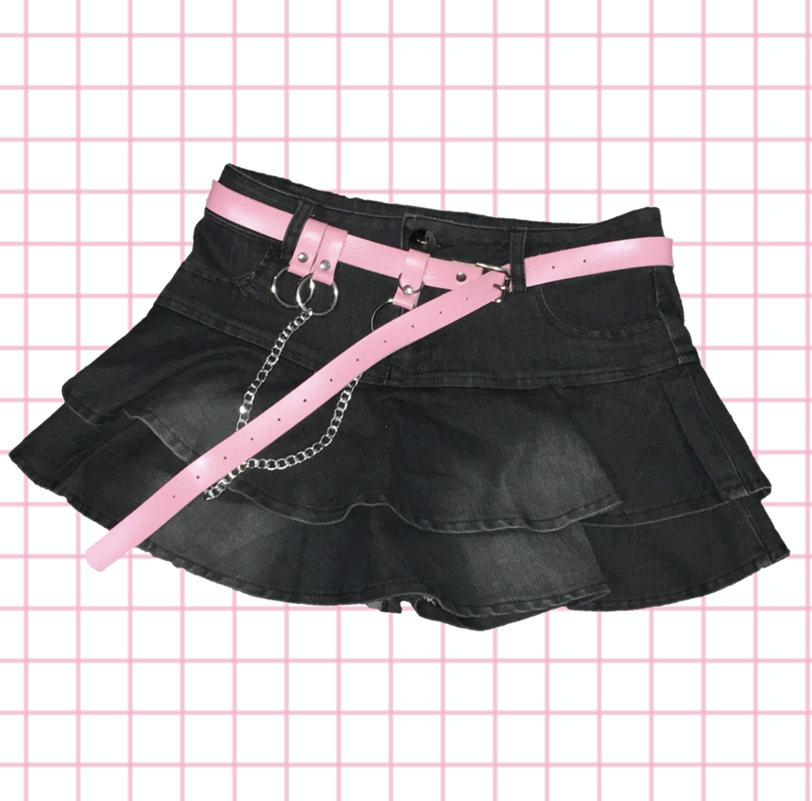Image of Helen Punk Skirt