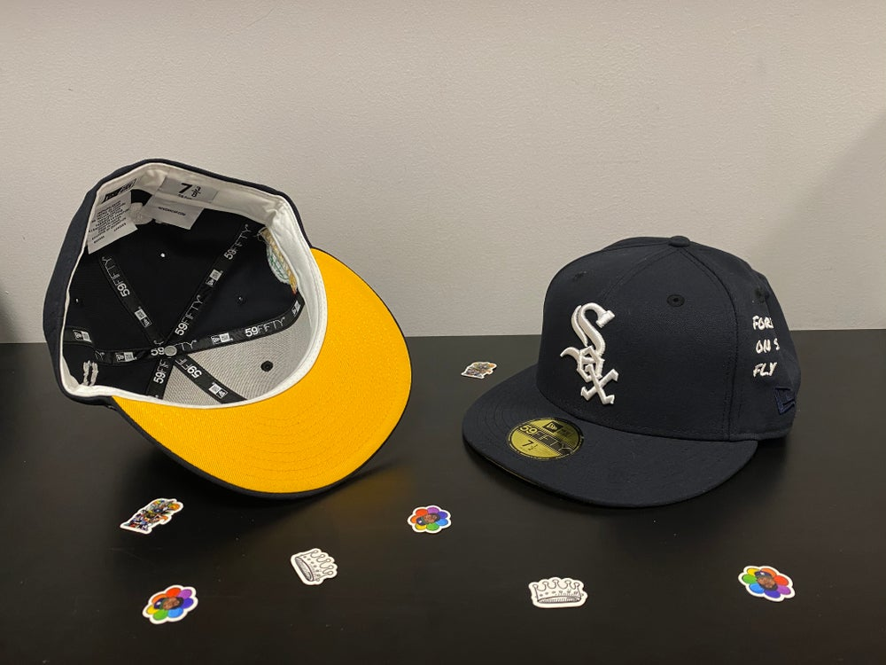 Image of YELLOW BOTTOM 2005 NAVY WS WHITE SOX THE SAVIOR