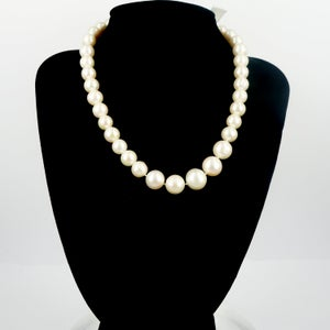 Image of Freshwater pearl strand. Cp1067