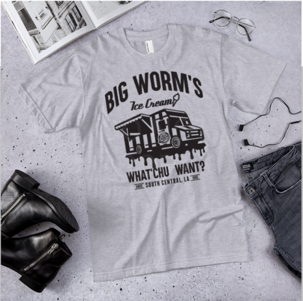 Image of Big Worm Tee