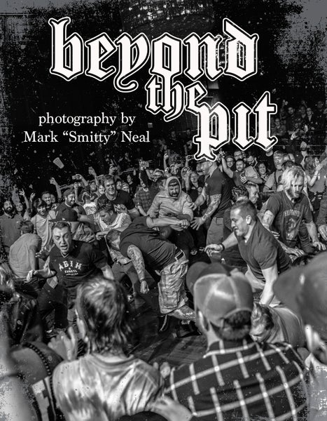 Image of Beyond The Pit Limited Edition Photobook Pre-Order