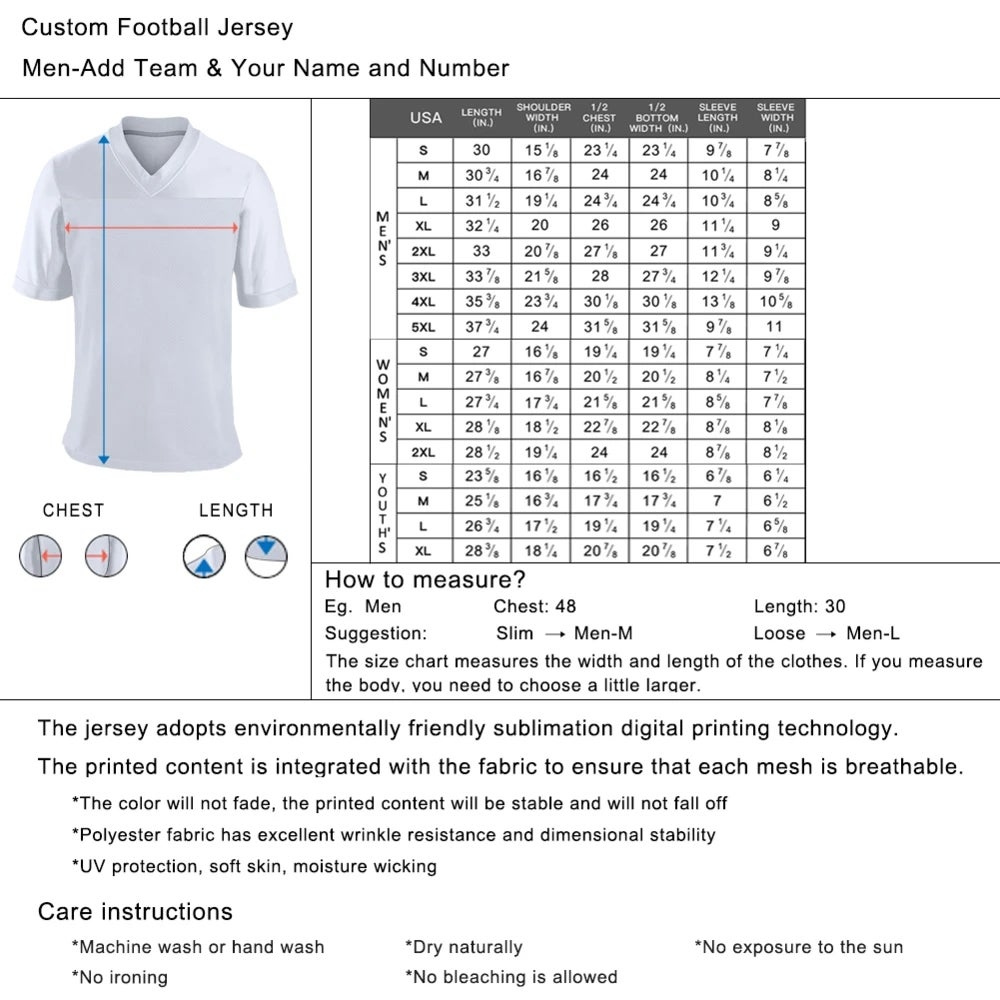 """Image of GG """"Home"""" Football Jersey"""