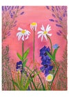 Urban Flowers – A4 Print