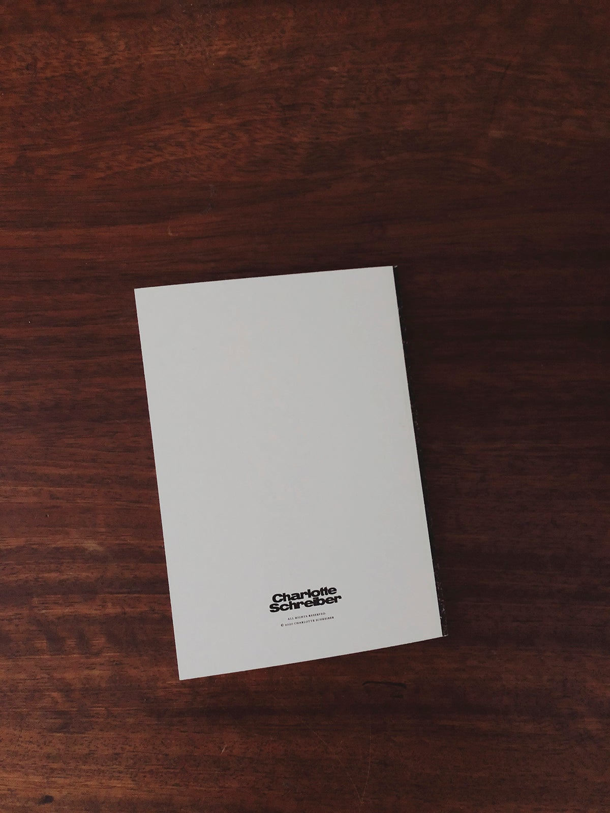 "Image of Notebook ""Sud"""