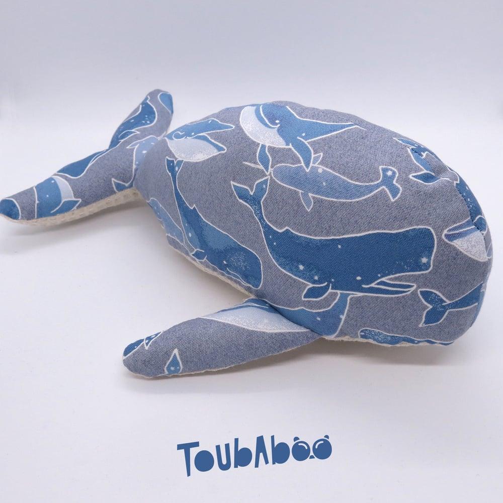 Image of Josette la baleine