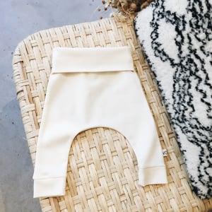 Image of Voilà Sarouel Foldable Waist Creme
