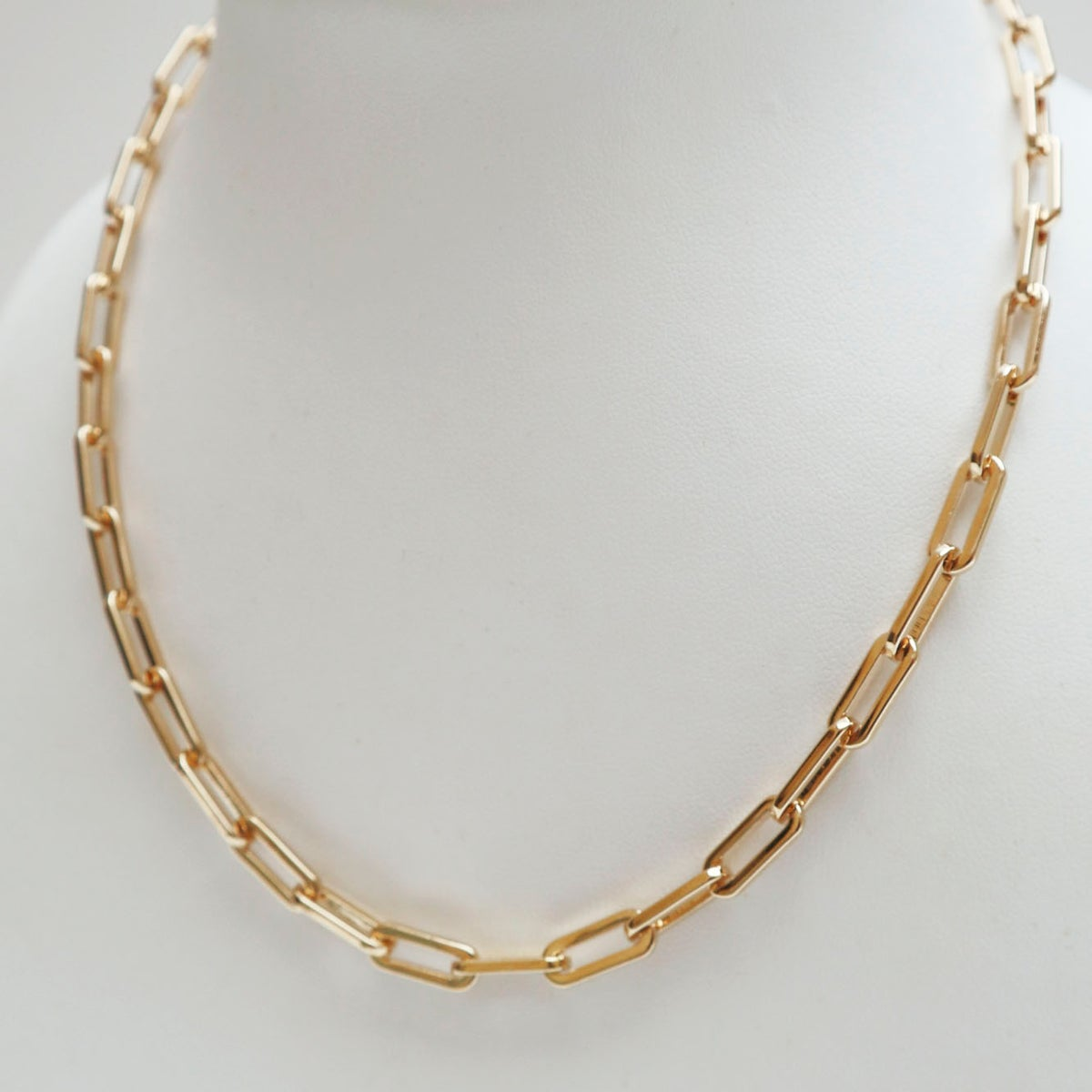 Image of CHUNKY CHAIN #M | COLLECTION