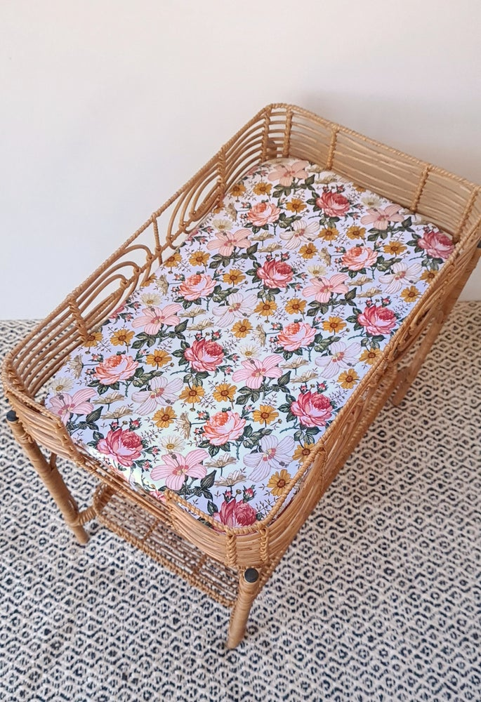 Image of Aurora Pink Fitted Sheets