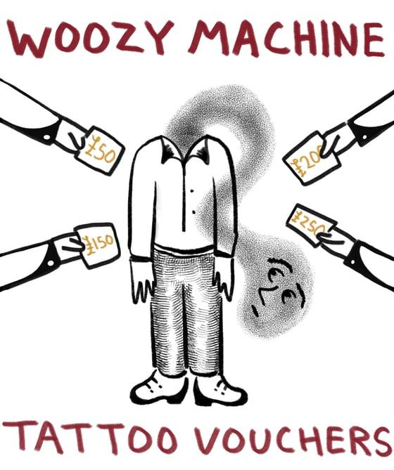 Image of TATTOO VOUCHERS