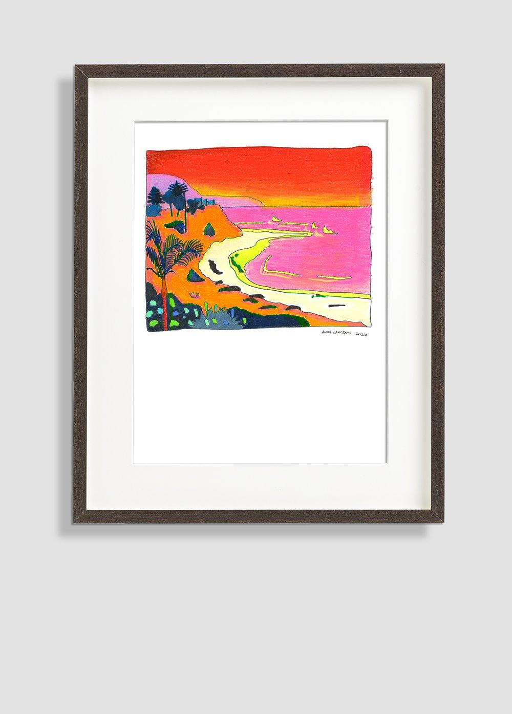 Coledale 2020 A3 Limited Edition (100) Giclée Print