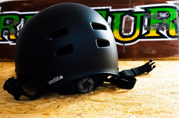 Image of Sushi Skate Helmet