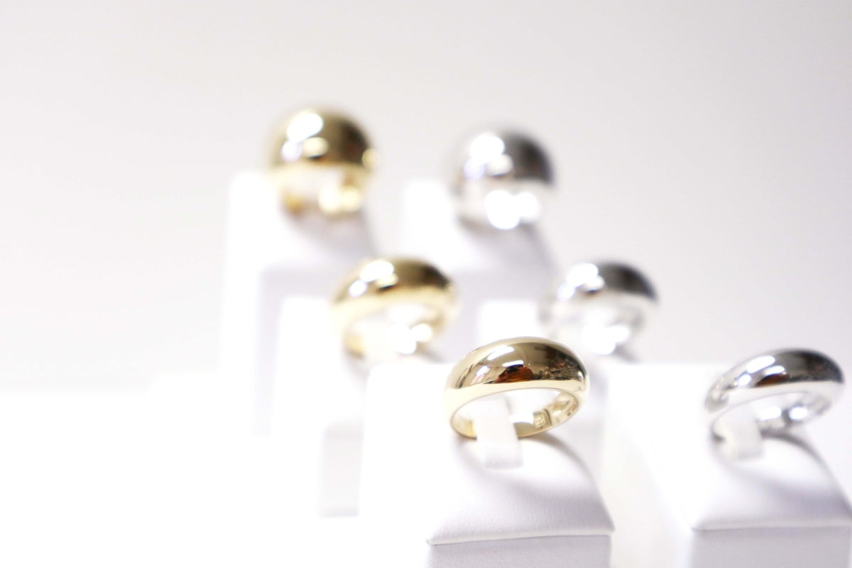 Image of CHUNKY #S | RING COLLECTION