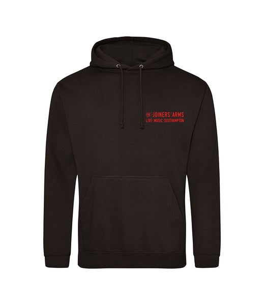 Image of The Joiners - Black Hoodie - Limited Run! **