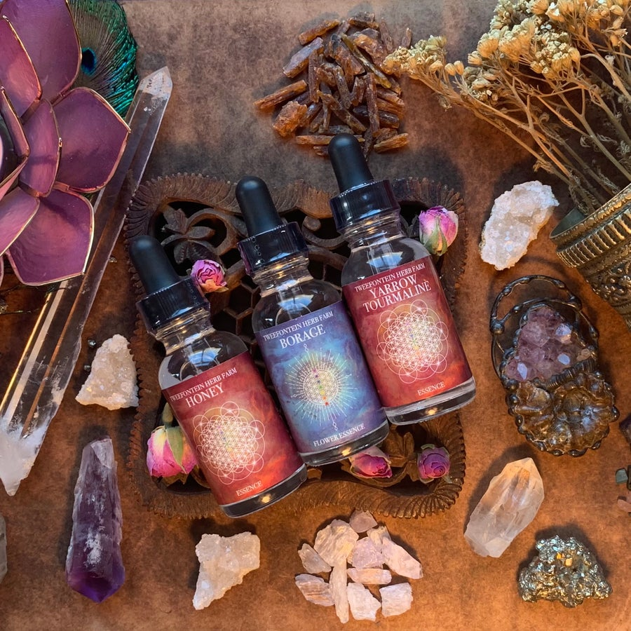 Image of Flower  & Gem Essences