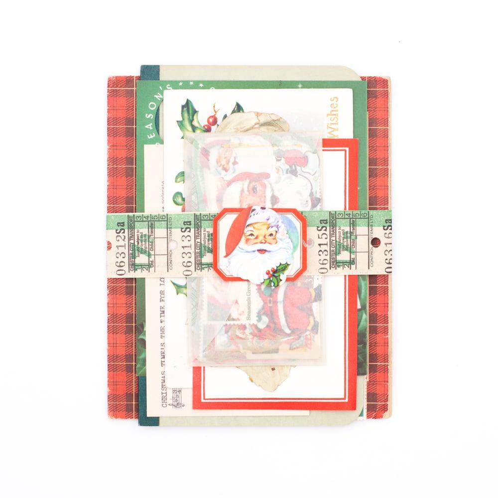 Image of Santa Claus Ephemera Bundle