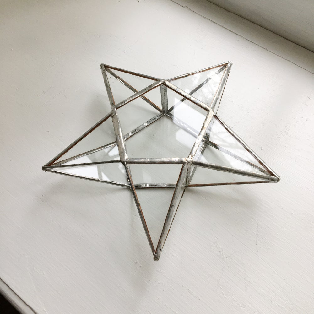 Image of Petite 5-Pointed Star Tree Topper
