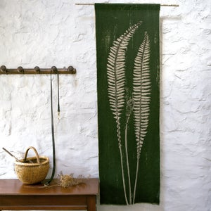 Image of Ferns wall hanging