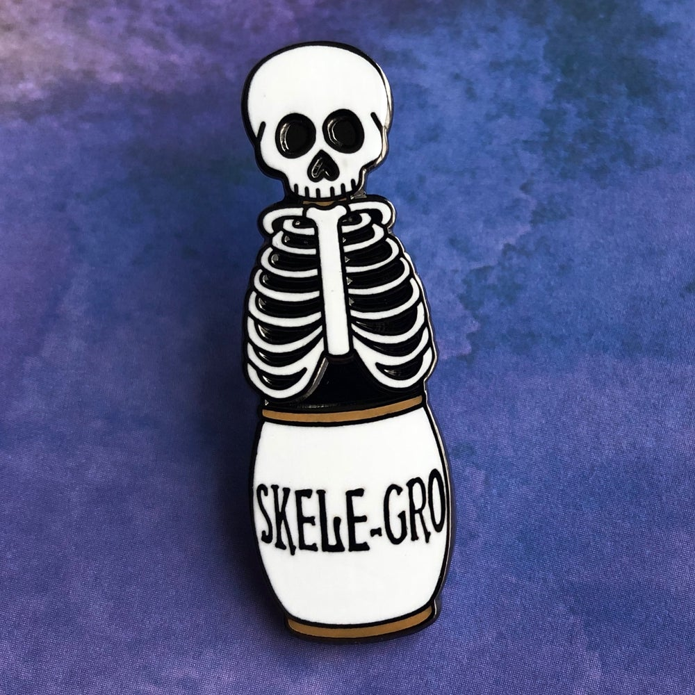 Image of Bone-afide Results Pin - RGC/MBS special edition