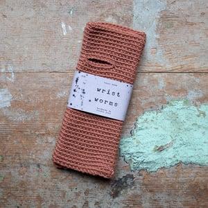 Wrist Worms, Merino, Cedar
